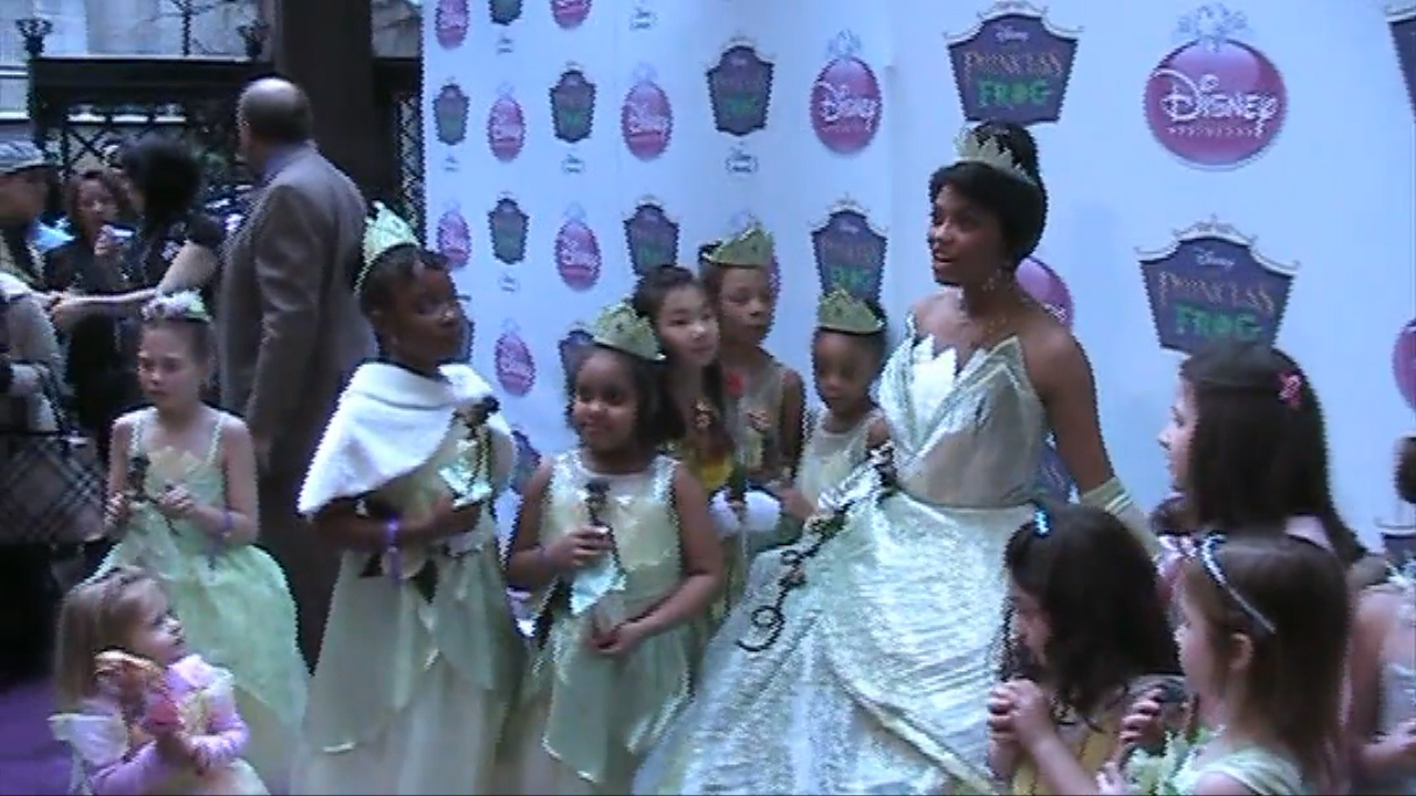 Disney Princess Royal Court - Princess Tiana