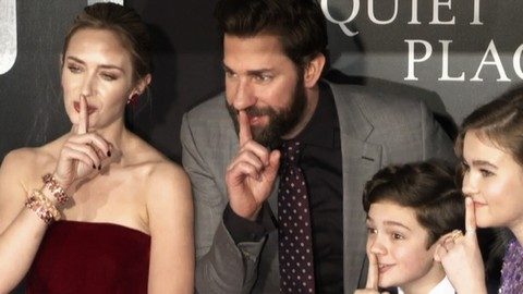A QUIET PLACE New York Premiere 2018
