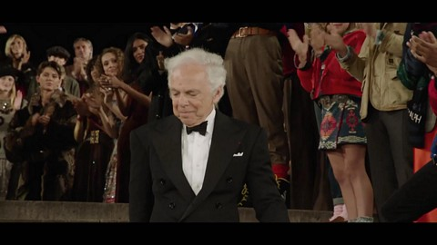 Ralph Lauren Speech at his 50th Anniversary