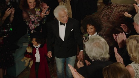 Ralph Lauren 50th Anniversary - Web Film
