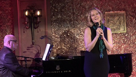 Tony nominee Rebecca Luker Live at Feinstein's 54 Below