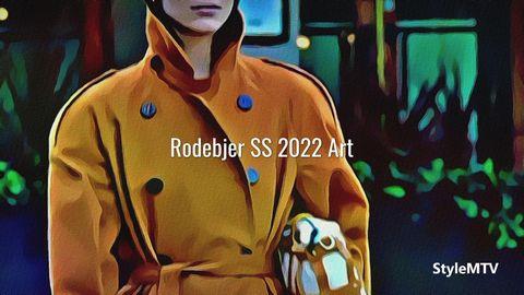 Rodebjer Spring Summer SS22 Art