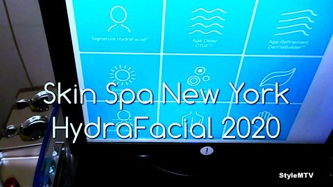 Skin Spa New York HydraFacial 2020