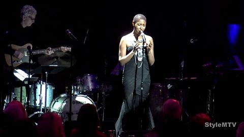"Dominique Fils-Aimé ""Strange Fruit""  WBGO Champions of Jazz 2019"