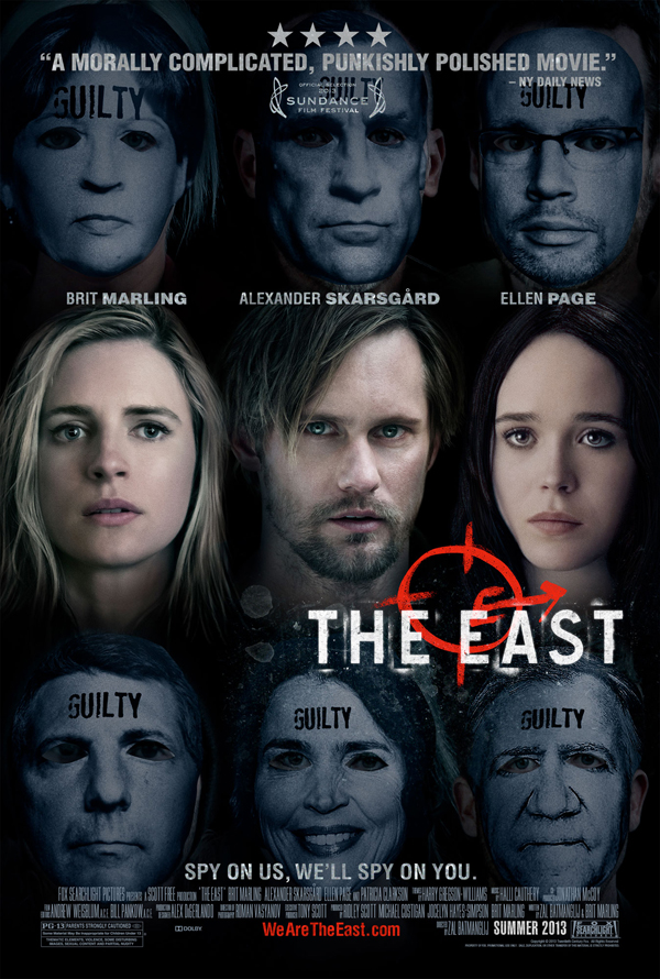 A New Featurette Thriller - THE EAST