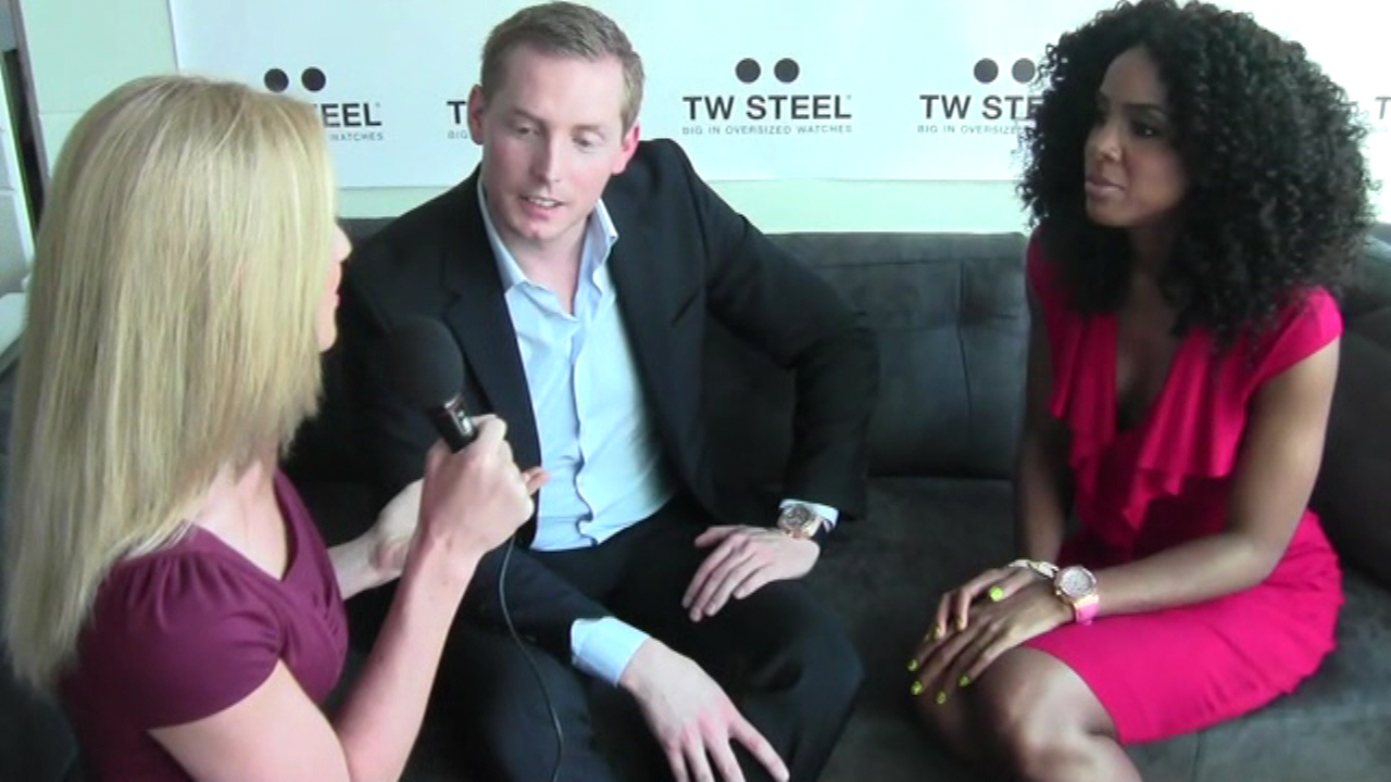 Kelly Rowland Timepieces - TW Steel Unveils