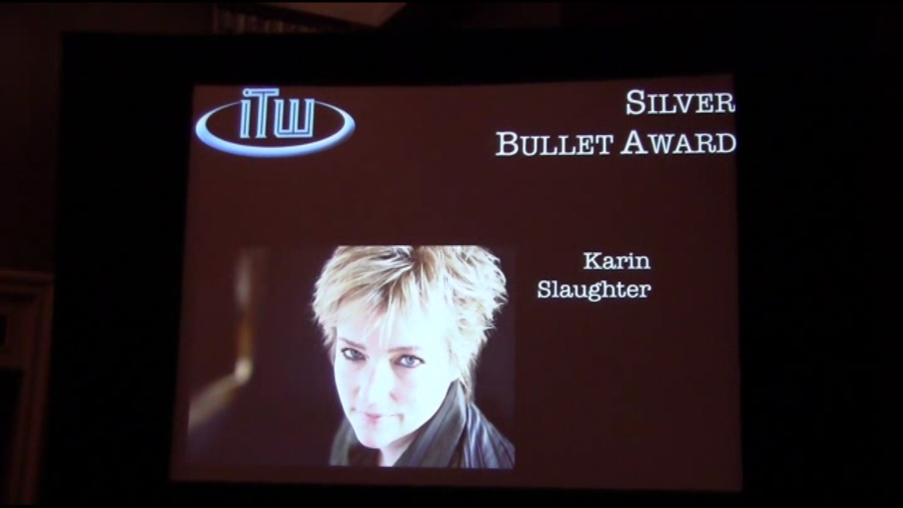 Thrillerfest - 2011 ITW Thriller Awards