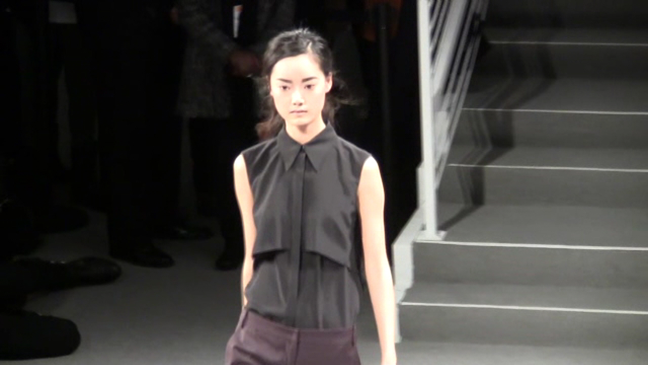 Mercedes-Benz Fashion Week - TIBI Fall/Winter 2012