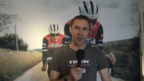 Jens Voigt Trek Bikes Preview 2019