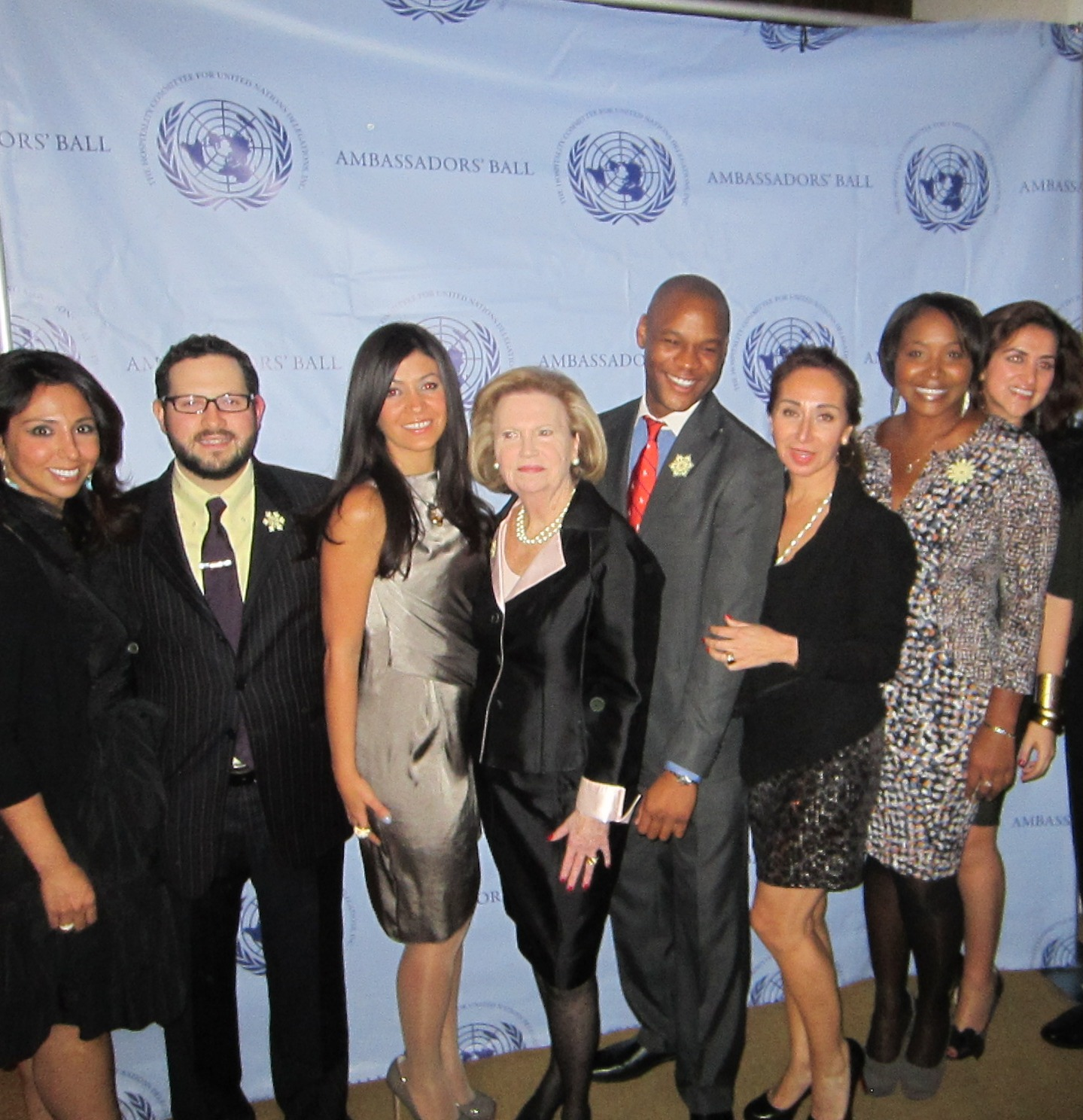2011 Kickoff Party - United Nations Ambassadors Ball