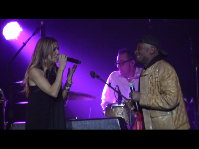 Jimmy Cliff and Sheryl Crow - WITNESS 6th Annual Benefit
