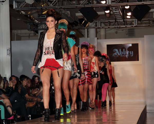 SPRING 2012 COLLECTION - Abbey Dawn