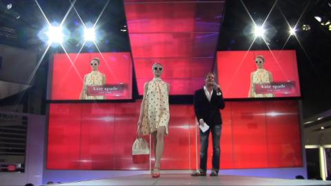 Vision Expo East - The Safilo USA Fashion Show