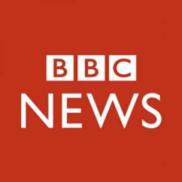 The BBC's 24-hour news channel