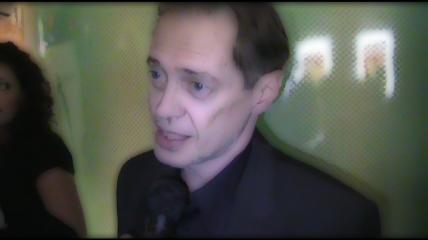 Steve Buscemi - Saint John of Las Vegas Premiere