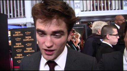 Robert Pattinson & Reese Witherspoon - Water for Elephants Premiere