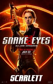 Snake Eyes - The Secrets Behind G.I. Joe's Greatest Duo Featurette