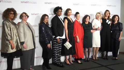 38th Annual MUSE Awards Luncheon Interviews