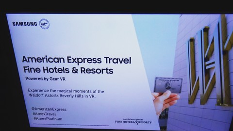 AMEX Travel's Expansion for 2018