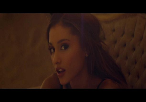 Ariana Grande Feat.The Weeknd  Love Me Harder