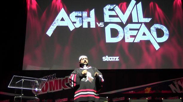 STARZ's Ash vs Evil Dead Panel