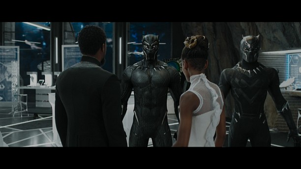 "Black Panther Featurette – ""Warriors of Wakanda"""