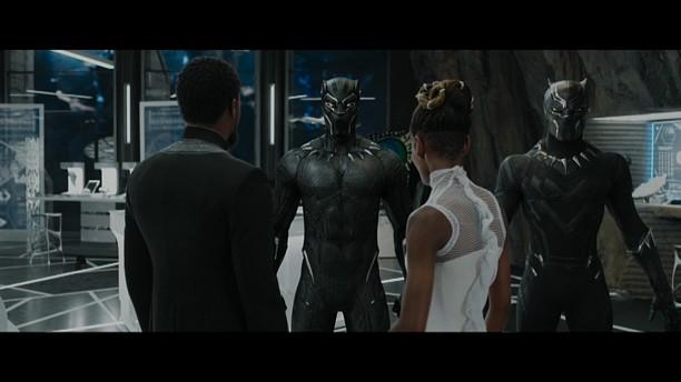 "Black Panther Featurette – ""Warriors of Wakanda"""