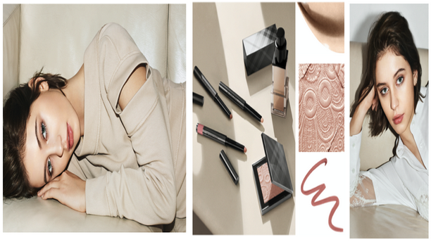 Burberry The Essentials collection How To Use Make-up Tutorial with Wendy Rowe