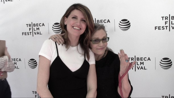 CATASTROPHE Stars Carrie Fisher and Sharon Horgan