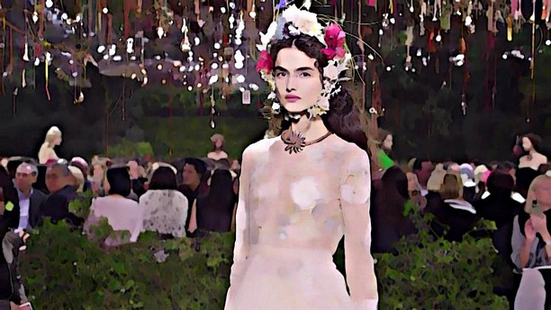 Dior Haute Couture Spring-Summer 2017 show - Best Of