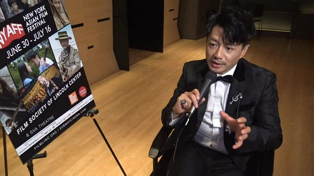 Duan Yihong Star Asia Award Honoree Interview
