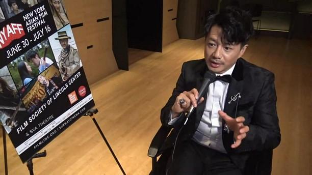 Duan Yihong Star Asia Award Honoree Interview