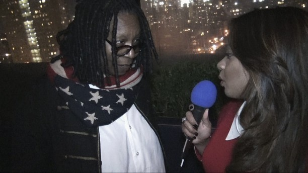 Parental Advisory Hip-Hop Event with Whoopi Goldberg and Timothy White