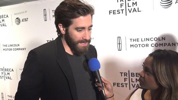 Hondros TRIBECA FILM FESTIVAL 2017 Jake Gyllenhaal