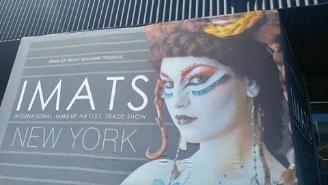 IMATS NYC produced by Make-Up Artist Magazine