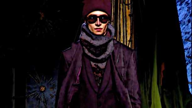 John Varvatos Fall/Winter 2017 Art