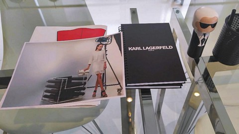 Karl Lagerfeld SS 2017-18 Collection Preview