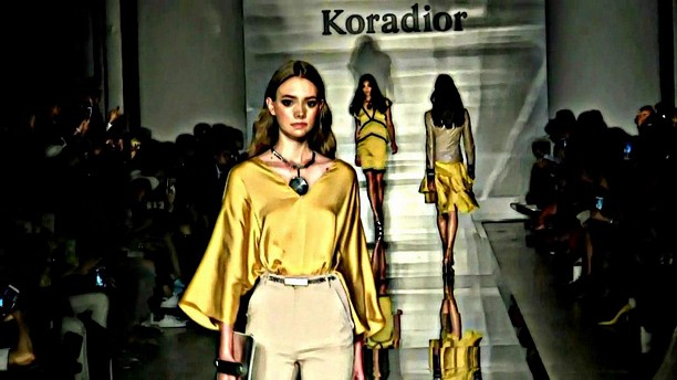 Koradior Spring/Summer 2017 Art Version with Miranda Kerr