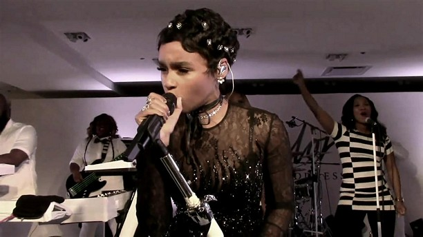 Lord & Taylor The Dress Address With Performance By Janelle Monae