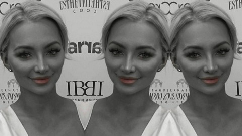 Lindsey Pelas  Beauty Tips Special Effects Version