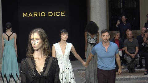 MARIO DICE SS18 Fashion Film Milan, Italy