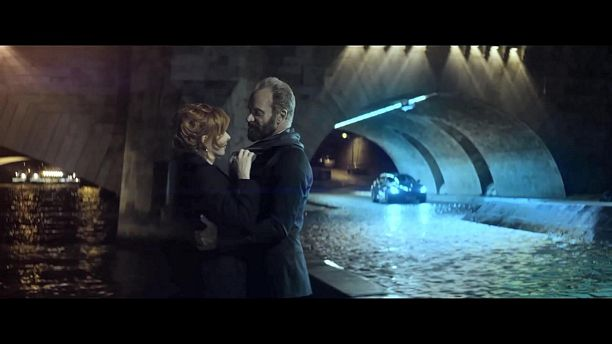 Mylene Farmer And Sting - Stolen Car