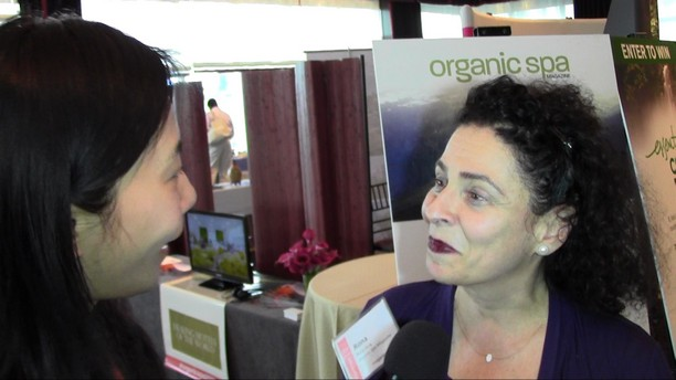 Rona Berg Editor-in-chief of Organic Spa Media 2016