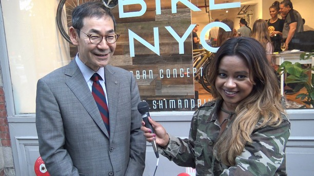 Shimano Bike opens First Urban Store in NYC