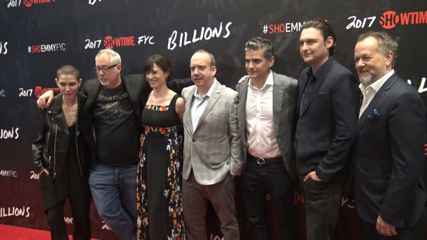 "SHOWTIME'S ""BILLIONS"" RED CARPET EVENT"