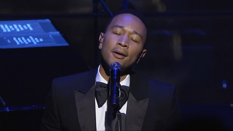 John Legend Sings Surefire and God Only Knows Time 100 Gala 2017