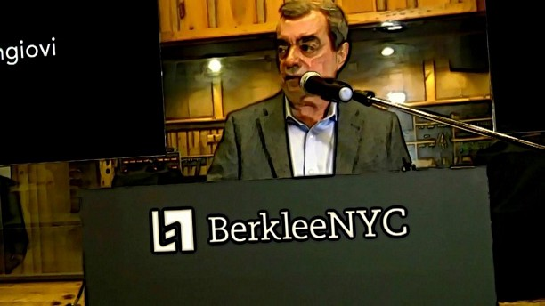Tony Bongiovi Receives American Master Award From BerkleeNYC