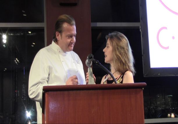 Honoring Chef Michael White - 2014 Annual C-CAP Benefit Part 3