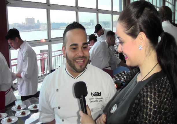 Honoring Chef Michael White - 2014 Annual C-CAP Benefit Part 2