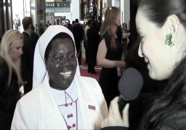 Sister Rosemary Nyirumbe - Time 100 Gala 2014